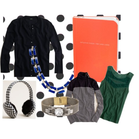 J. Crew Accessories and Clothing for winter