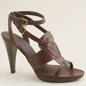 J. Crew Menara High Heel Sandals
