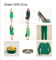 J. Crew Review Green Outfits & Accessories