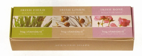 Bog Standard Soap and Gift Box