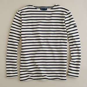 J. Crew Review St. James Striped Tee