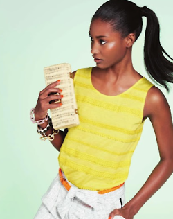 J. Crew Spring and Summer 2012