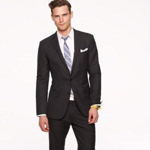 Ludlow Two-Button Suit Jacket - J. Crew Men's Shop Suiting Collection