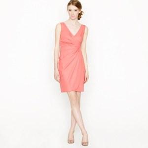 J. Crew Weddings & Parties - Ramona Dress in Cotton Taffeta