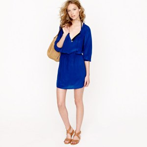J. Crew Review Callie Dress - Swim + Resort Collection