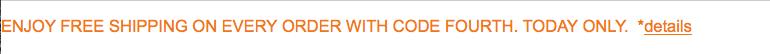 Free Shipping Code JCrew