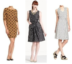 Seeing Spots Dresses