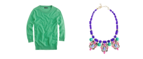 J. Crew Review Blog - Fall Back to School Shopping